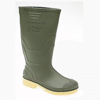 Dikamar Administrator Jr Boys Youth Wellington Boots Green