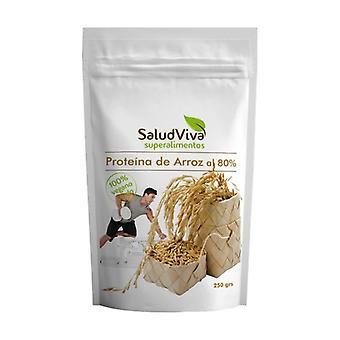 Rice Protein 80% Bio 250 g