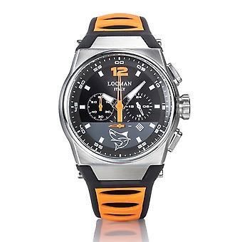 Locman Wristwatch NUOVO MARE 0555A01S-00BKORSO