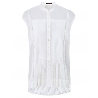 High Plea Pleated Shirt