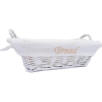 Bread Fruit Wicker Storage Basket