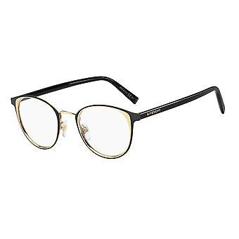 Givenchy GV0132 2M2 Black Gold Glasses