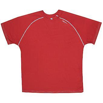 Cliff Keen MXS Loose Gear Short Sleeve Technical Shirt - Scarlet