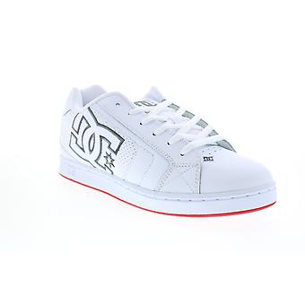 DC Adult Mens Net Skate Inspired Sneakers