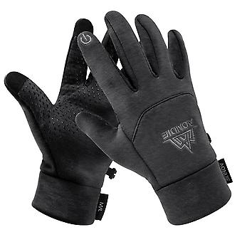 Anti-slip Windproof Touchscreen Fleece Gloves