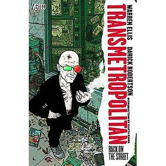 Transmetropolitan Vol 1 Back on the Street 01