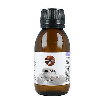 Jojoba Vegetabilsk olie Første Cold Press Bio 100 ml olie