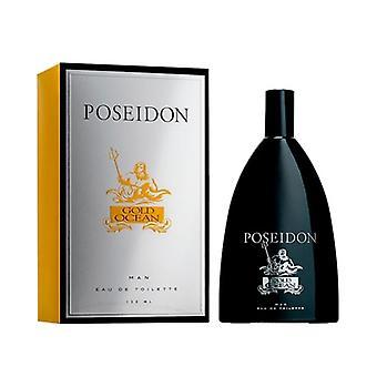 Poseidon Gold Ocean Man Eau de Toilette Spray - 150 ml