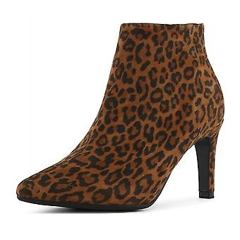 Peter Kaiser Uma Stylish Ankle Boot In Leopard
