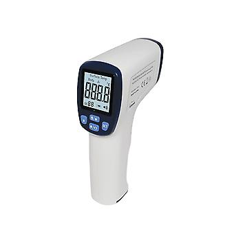 SilverCloud UF41 digital thermometer with infrared, non-contact, body and surface technology, with voice alert