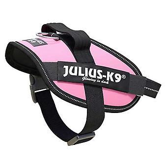Julius-K9 IDC-Powerharness para perros Tamaño: Mini-Mini, Rosa