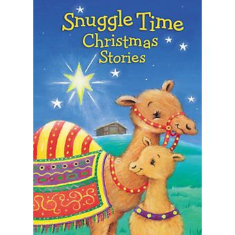 Snuggle Time Christmas Stories by Glenys Nellist