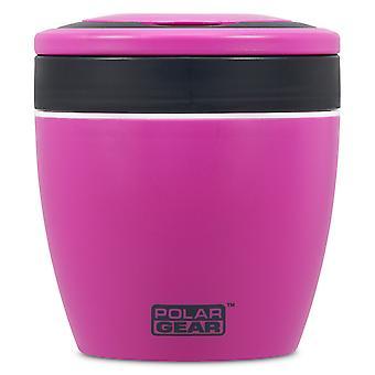 Polar Gear Reheat Me Food Pod, Berry & Black