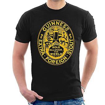 Guinness Star Sold All Over The World Men's T-Shirt