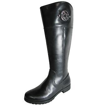 Rockport Mujer Tristina Cresta Rodilla Alta Bota de Montar Zapato