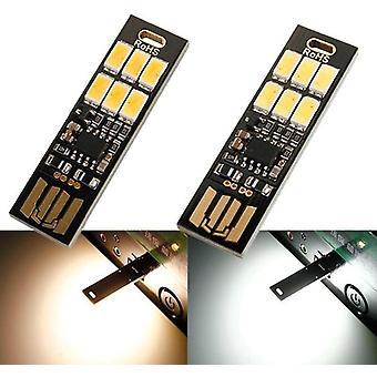 Portable Mini 5730 Usb Led Light 5v Touch Sensor Dimmable Night Light