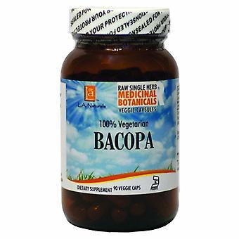 L. A .Naturals Bacopa, 90 Veg Caps