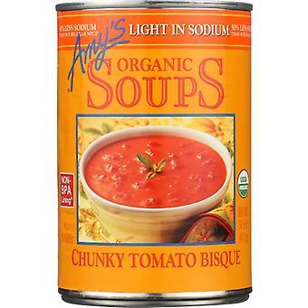 Amys Soup Tmo Bsq Chncky Gf Ls, Case of 12 X 14.5 Oz