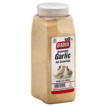 Badia Garlic Grnltd, Case of 6 X 24 Oz