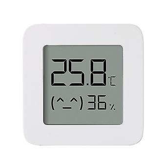 Bluetooth Real Time Temperature Monitoring Hygrometer With Vertical Lcd Screen