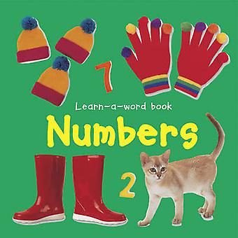 Learnaword Book Numbers by Tuxworth Nicola