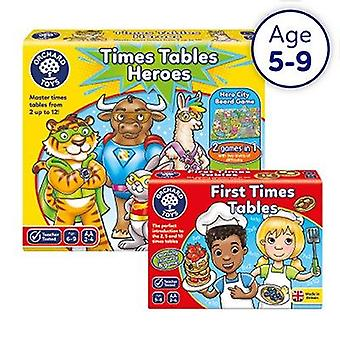 Orchard Toys KS2 Home Learning Pack 1 Edad 5-9