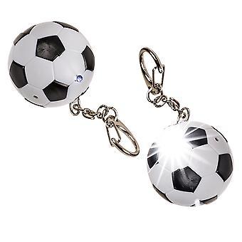 Light Up Football Keyring - Cracker Filler Gift
