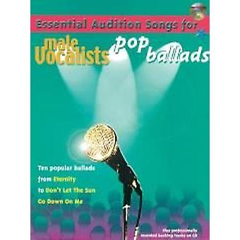 Essential Audition Songs: Pop Ballads (PVG/CD) M