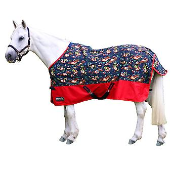 StormX Thelwell Standard-Neck Horse Turnout Tapis