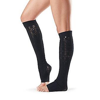 Toesox Ava jalka lämmittimet polvi korkea urheilullinen tanssistudio jooga lihasten lämpimämpi