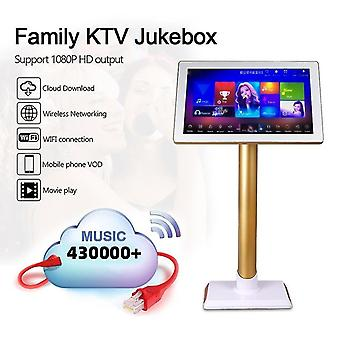 Accueil Ktv Sing Karaoke -player Machine Android With 3tb Hdd 60k Songswith Touch