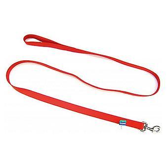 "Coastal Pet Single Nylon Lead - Red - 6' Long x 1"" Wide"