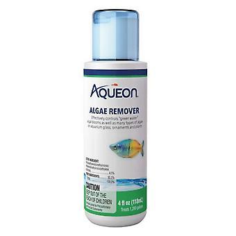 Aqueon Algae Remover Controls Green Water in Freshwater Aquariums - 4 oz