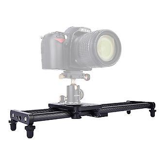 مثبتات الكاميرا ويدعم YELANGU L40T 40cm الكربون الألياف الشريحة السكك الحديدية المسار لكاميرات SLR / فيديو