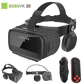 3D glasses bobovr z5 120 fov vr virtual reality glasses remote 3d android cardboard vr 3d headset stereo helmet