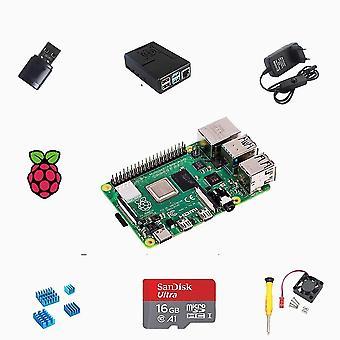 Raspberry Pi 4 Komplett Kit, 4gb Ram