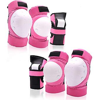 Protective Gear Setwith Kneesavers  Elbowsavers And Wristsavers For Outdoor Sports