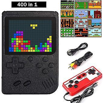 Console de jeu portable, 400 jeux Fc classiques avec écran 3.0