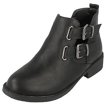 Kızlar Spot Ayak Bileği Boots on