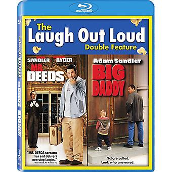 Big Daddy / import USA Mr Deeds [Blu-ray]