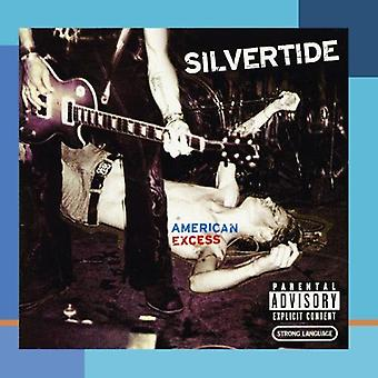 Silvertide - American Excess EP [CD] USA import