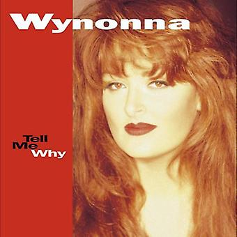Wynonna Judd - Tell Me Why [CD] USA import