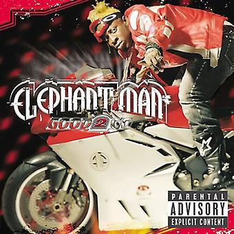 Elephant Man - Good 2 Go [CD] USA import