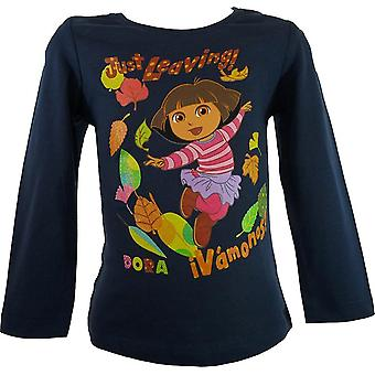 Mädchen Dora Explorer Langarm Top NH1296