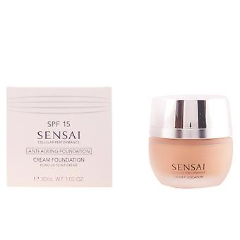 Kanebo Sensai Sensai Cp Cream Foundation Spf15 #cf-25 For Women