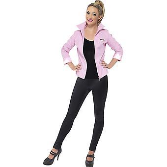 Grease Kostüm deluxe Pink Lady Jacke Greasekostüm Pinkladies