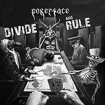 Pokerface - Divide & Rule [CD] USA import