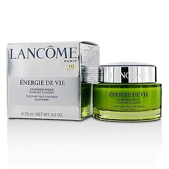 Lancome Energie De Vie The Purifying & Refining Clay Mask - 75ml/2.6oz