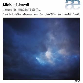 Jarrell / Molinari * Ernresto / Demenga * Thomas - Michael Jarrell: Mais Les kuvia Restent [CD] USA tuonti