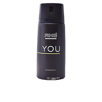 Vous hache Deo Spray 150 Ml pour les hommes